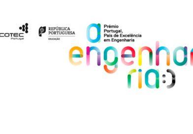 Prémio 'Portugal, País de Excelência em Engenharia'