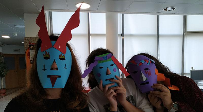 Criação de Máscaras