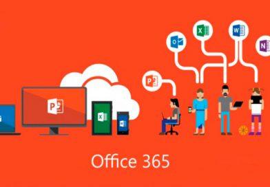 Microsoft OFFICE 365 – ALUNOS