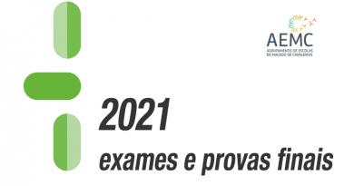 Exames Finais Nacionais Ensino Secundário – 2.ª Fase