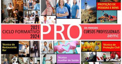 AEMC – Oferta Formativa 2021/2022